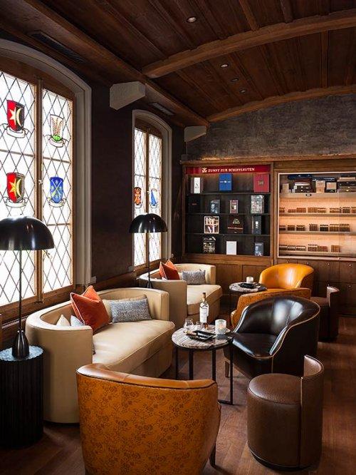 Hotel Storchen Cigar Lounge