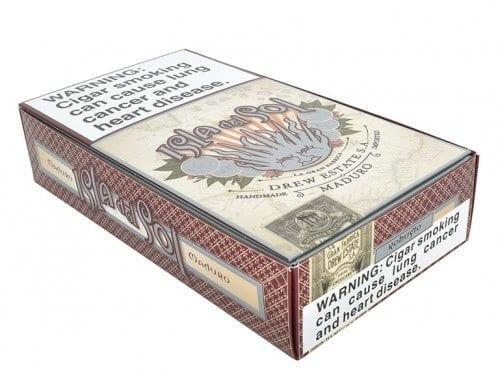 Maduro Robusto Box