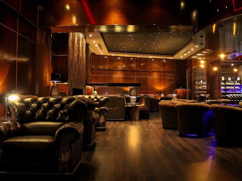 Mayan Cigar Lounge