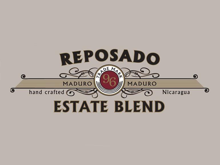 Reposado Estate Blend Cigar Maduro