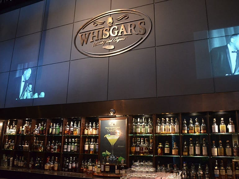 Whisgars Bar