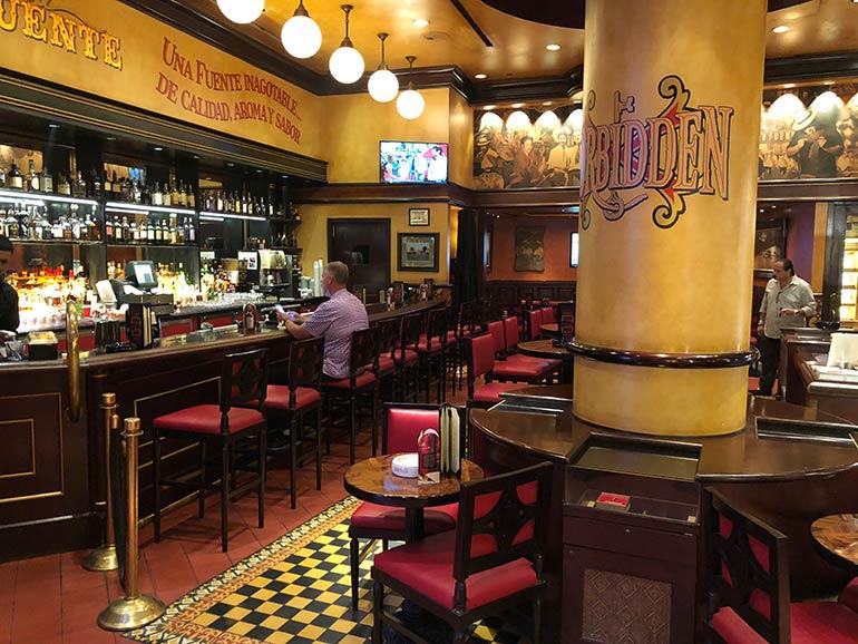 Casa Fuente Las Vegas Bar