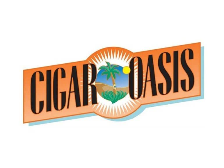 Cigar Oasis Logo
