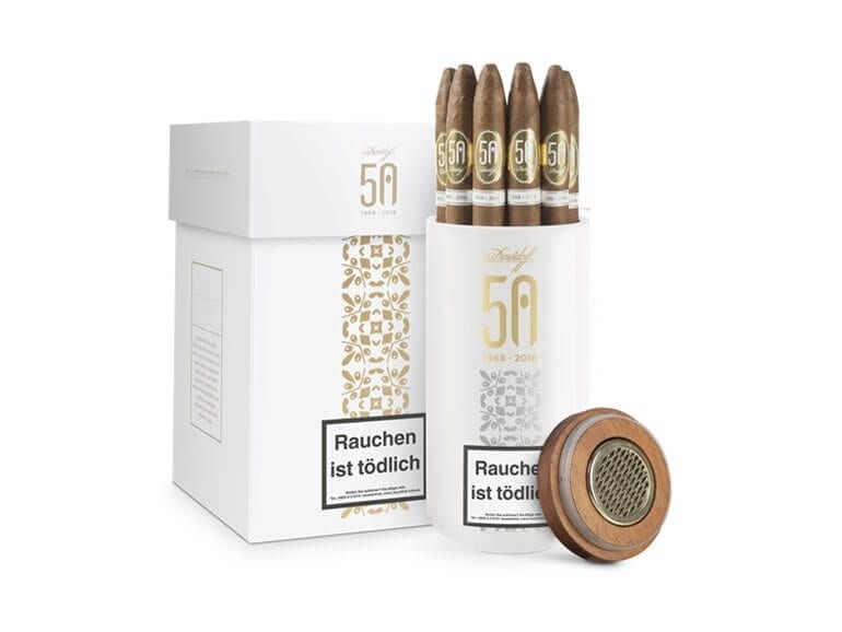 Davidoff 50 Years Diademas