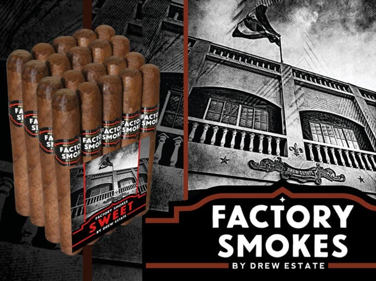 Drew Estate Factory Smokes