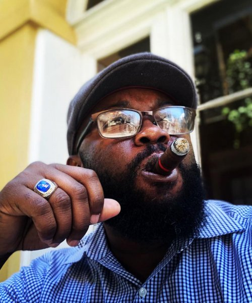 Justin Harris Cigar Journal Contributor