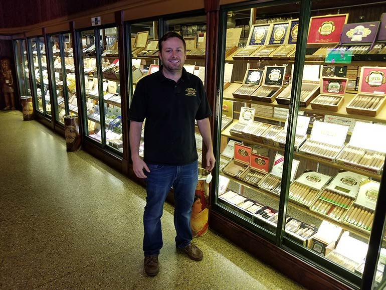 King Corona Cigars Tampa