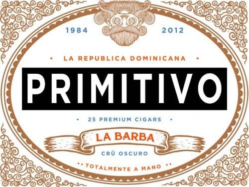 La Barba Primitivo Artwork