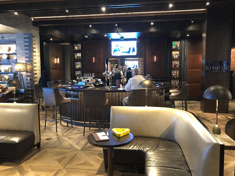 Montecristo Cigar Bar Las Vegas