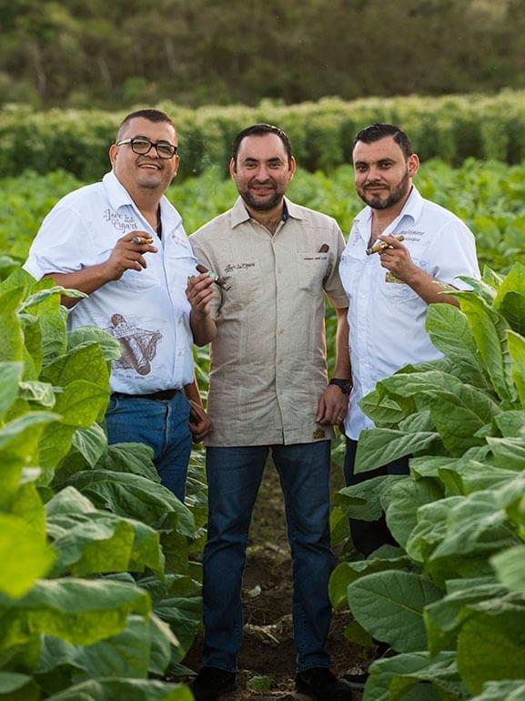 Oscar Valladares: The Cigar Industry's New Rising Star