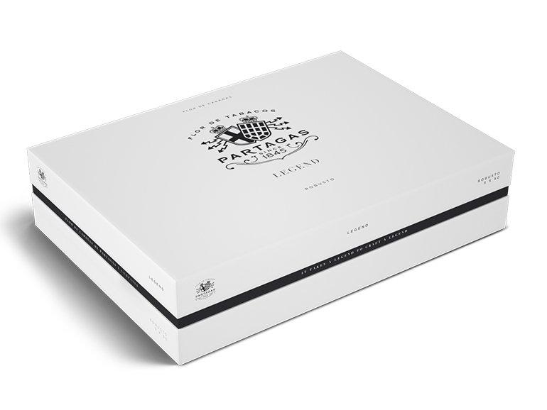 Partagas Legend Box