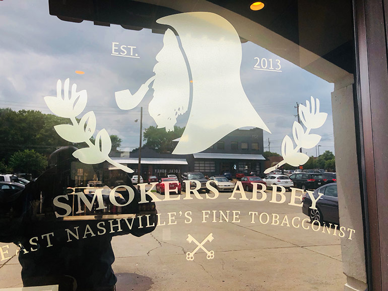Smoker's Abbey Nashville Tennessee