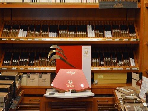 Davidoff cigars HongKong