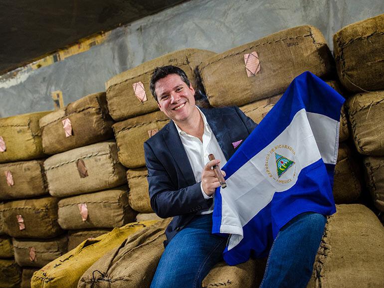 Enrique Sanchez, Global Premium Cigars 1502
