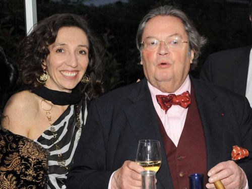 Jean Miot und Maya Selva