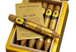 Santa Damiana Gold Edition