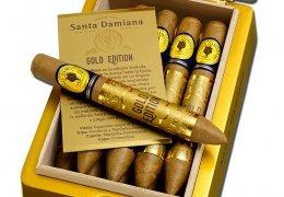 Santa Damiana Gold Edition