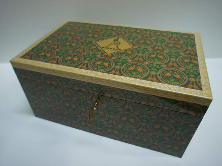 Bespoke Cigar Villa Casdagli Humidor Collection