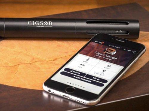 Cigsor Sensor App