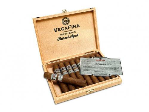 VegaFina Fortaleza 2 Barrel Aged Galeones