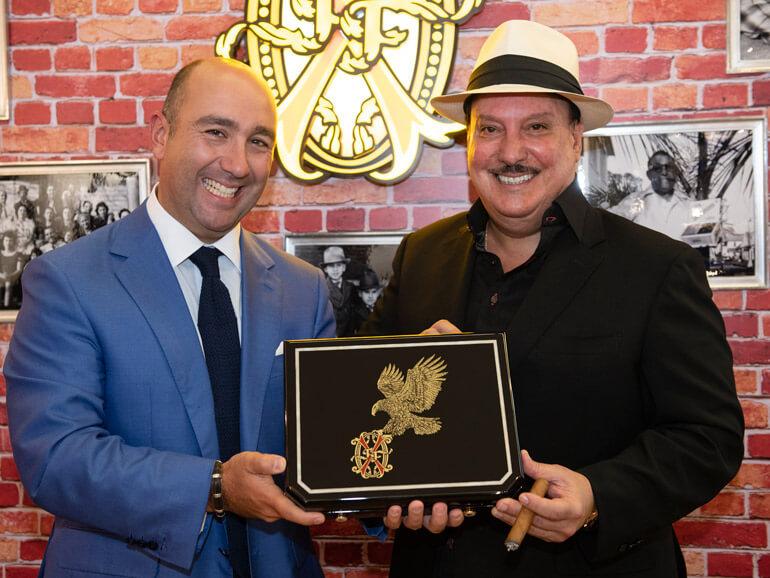 Kooperation Arturo Fuente und Stefano Ricci