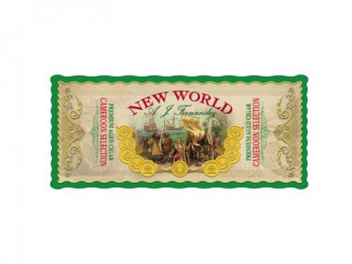 A.J. Fernandez Cigars New World Cameroon