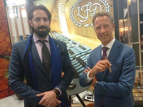 Tony Gomez and Boris Wintermans