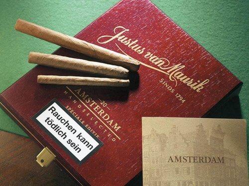 Justus van Maurik Zigarren