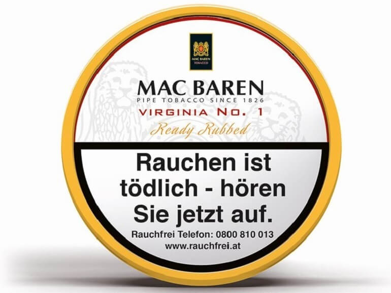 Mac Baren Virginia No1