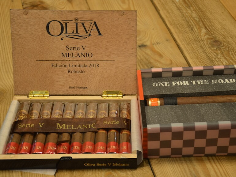 Oliva EL 2018 and Cain Daytona Limitada