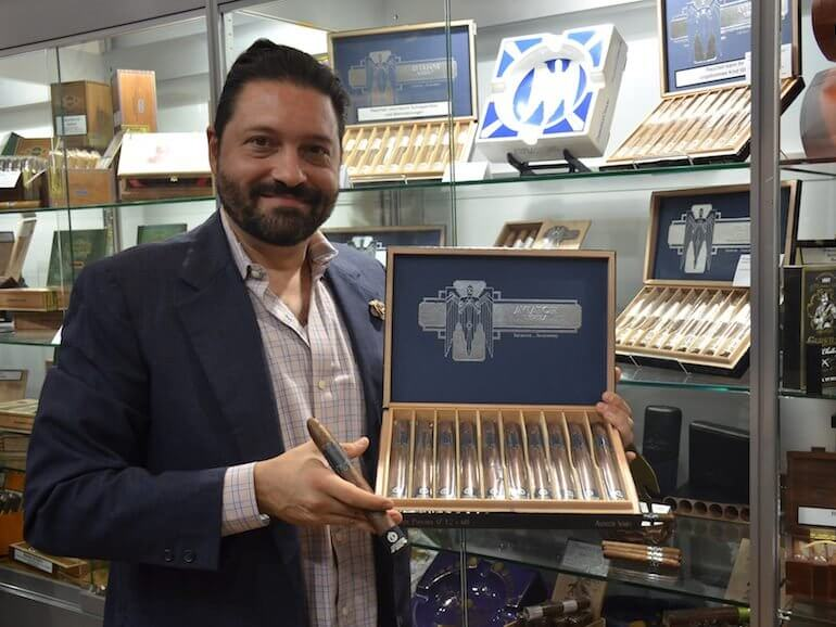 Principle Cigars Aviator NightFlight