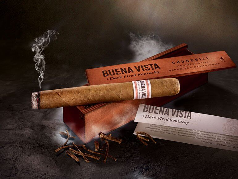 Buena Vista Dark Fired Kentucky Churchill