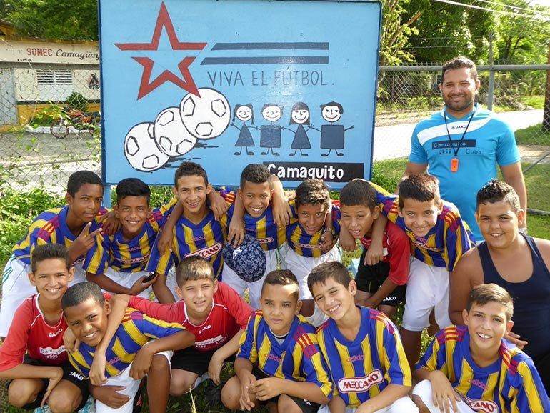 Camaquito Cuba Charity
