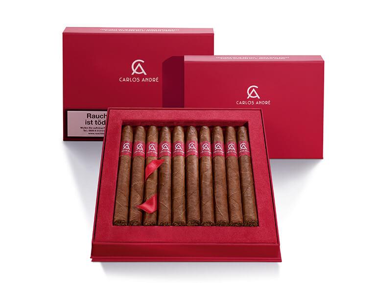 Carlos André Airborne Cigar Box