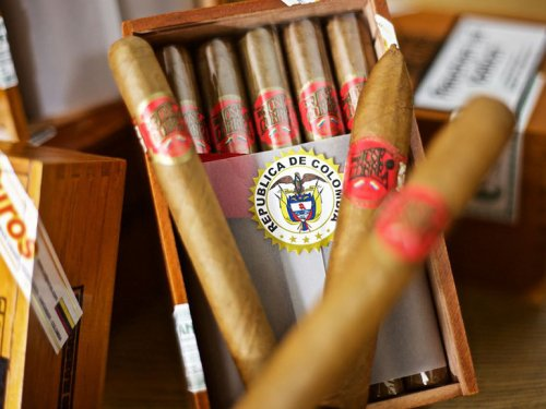 Starke Zigarren Kolumbien José Correa