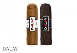 Dalay Zigarren Hell & Dunkel Short Gordo