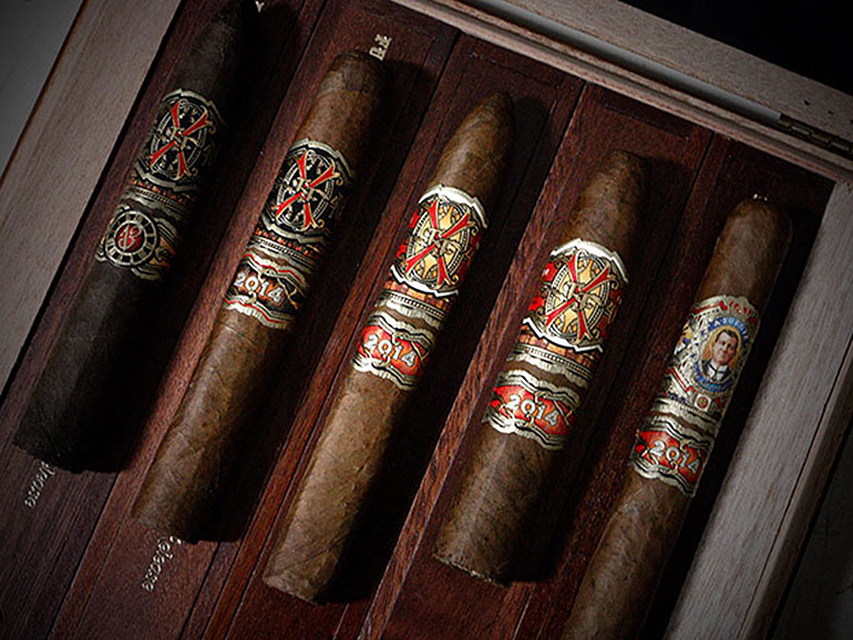 Fuente Opus 22 2018 Release Aged Selection