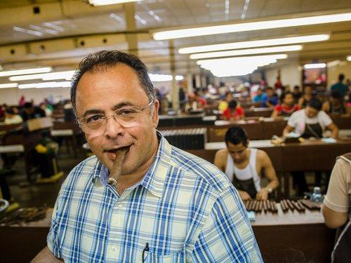 Gilberto Oliva Tabacalera Esteli
