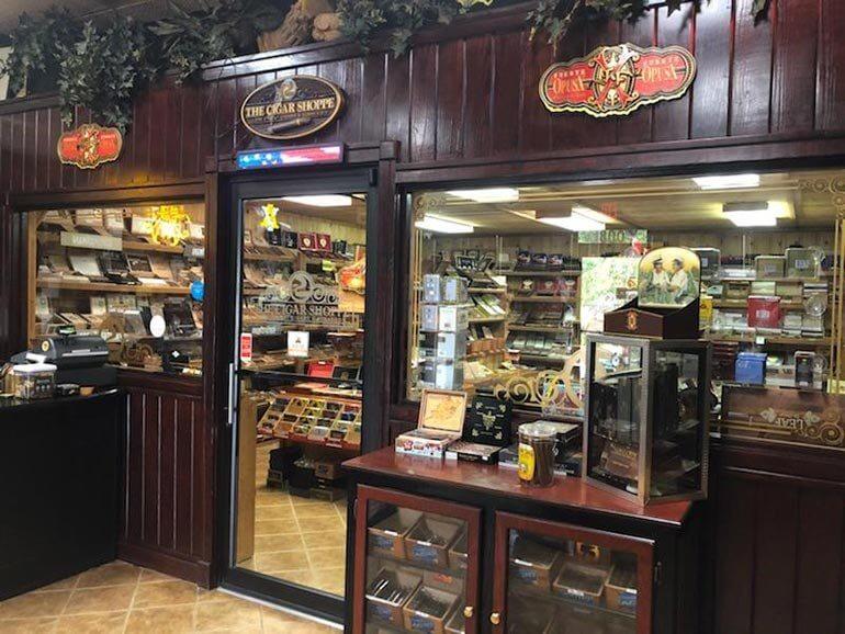 The Cigar Shoppe Cumming, Georgia