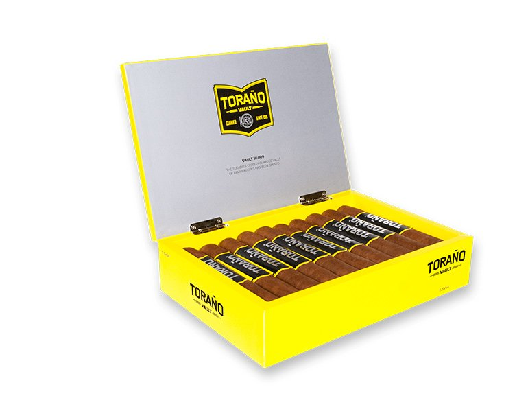 Toraño Vault P-044 Cigar Box