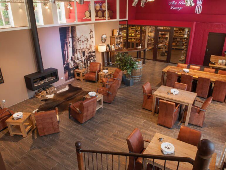 Whiskey & Cigar Salon Gronau Zigarrenlounge
