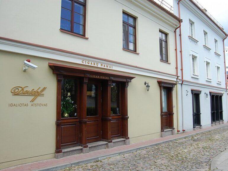 Cigar House Vilnius Lithuania