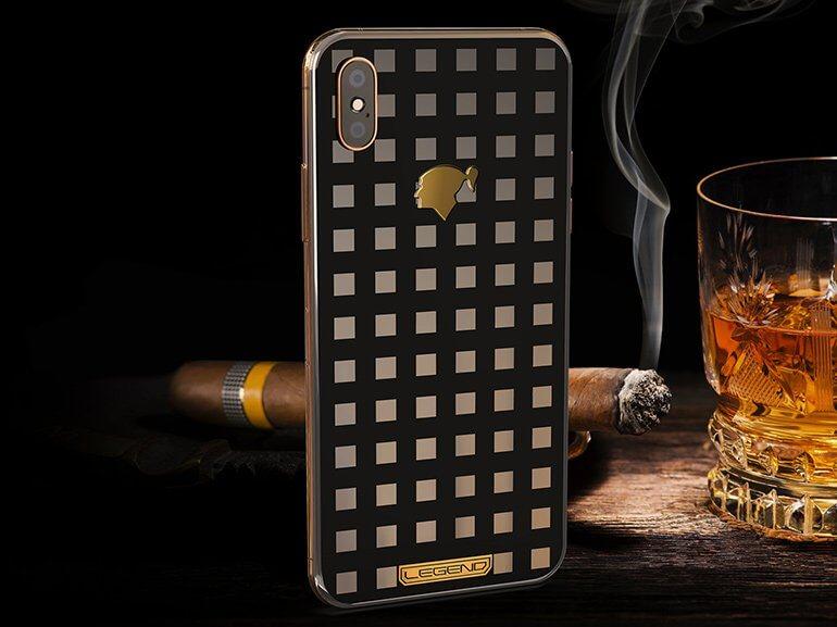 Conocedor / Legend Cohiba Design Iphone