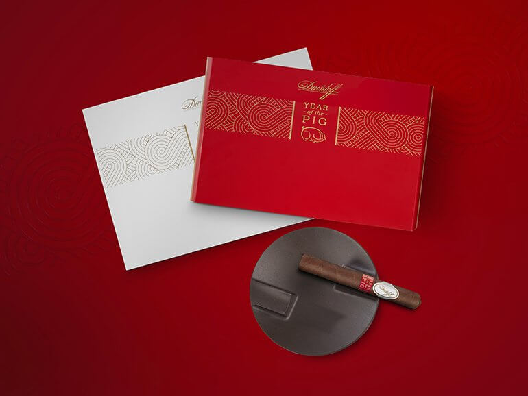 davidoff year of the pig 2019