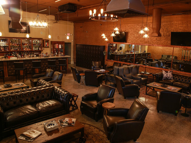 Primings Cigar Lounge & Bar Nashville