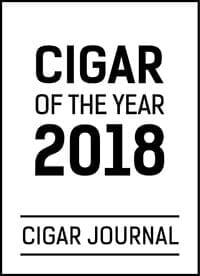 Zigarre des Jahres 2018 Cigar Journal