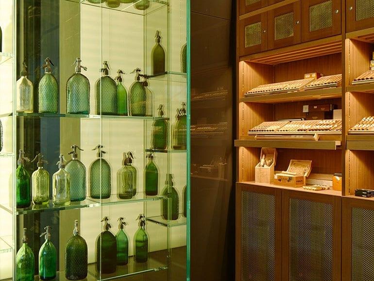 Roomers Hotel Cigar Lounge Baden Baden