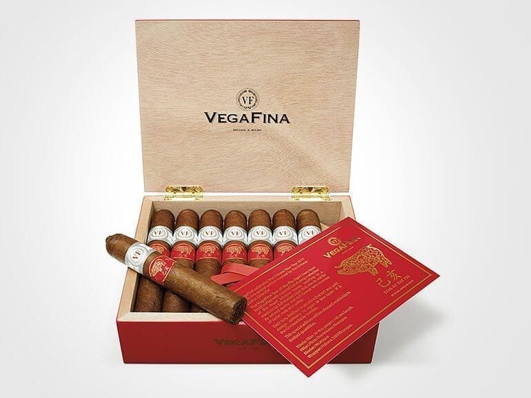VegaFina Year of the Pig Cigar