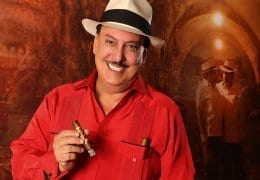 Carlito Fuente Cigar Journal Cover Photo