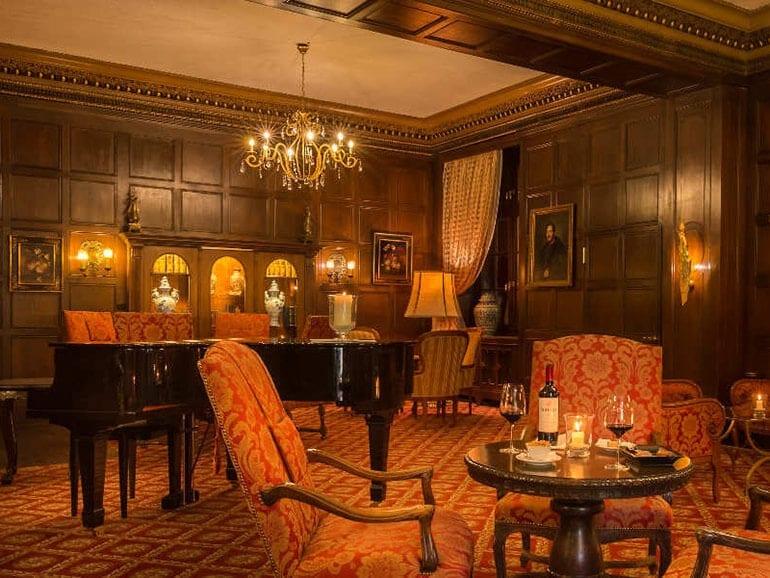 Hotel Atlantic Baden Baden Cigar Lounge